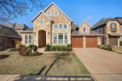 Frisco Single Family Home For Sale: 8367 Kara Creek Road