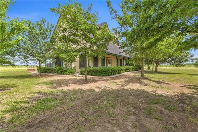 Johnson County Single Family Home Active Option Contract: 7945 County Road 205