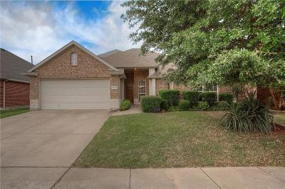 Fort Worth Single Family Home For Sale: 8733 Deepwood Lane