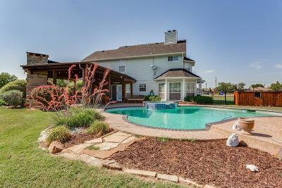 Frisco Single Family Home Active Option Contract: 20000 Sedalia Trail