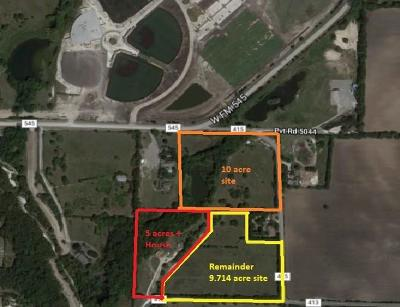 Melissa Farm & Ranch For Sale: 4321 County Roads 413 & 415