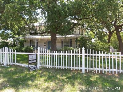 Bridgeport Single Family Home For Sale: 1708 Cates Street