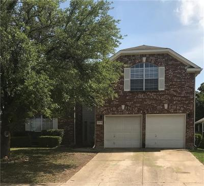 Mesquite Single Family Home For Sale: 228 Keswick Lane