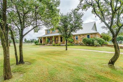 Parker County, Hood County, Palo Pinto County, Wise County Farm & Ranch For Sale: 351 Cactus Rio Drive