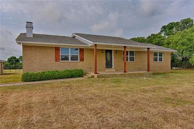 Burleson Single Family Home For Sale: 6460 Pickett Lane