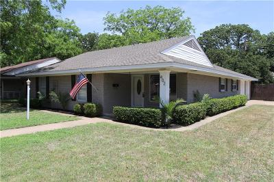 Irving Single Family Home Active Option Contract: 402 Staffordshire Drive