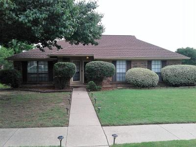 Allen Single Family Home Active Option Contract: 1508 Evergreen Drive