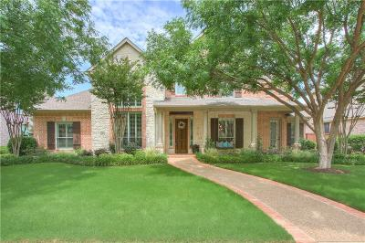 Frisco Single Family Home For Sale: 5613 Mallard Trace