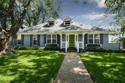 McKinney Single Family Home For Sale: 5 Roberts Avenue