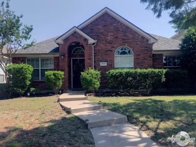 McKinney Single Family Home For Sale: 5833 White Pine Drive