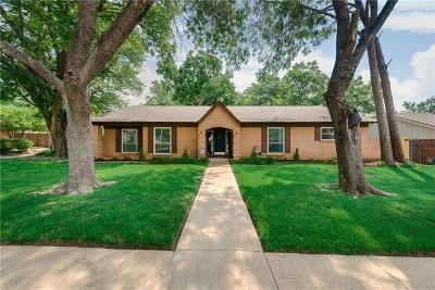 Pantego Single Family Home Active Option Contract: 1705 Arrowhead Drive