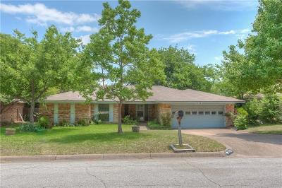 Benbrook Single Family Home For Sale: 1620 High Ridge Road