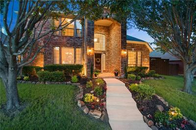 The Colony Single Family Home Active Option Contract: 6520 Terrace Drive