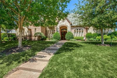 Keller TX Single Family Home Active Option Contract: $775,000