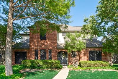 Mesquite Single Family Home For Sale: 525 Clear Springs Drive