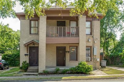 Multi Family Home For Sale: 409 N Beacon Street