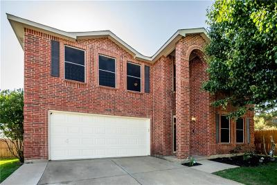 Fort Worth Single Family Home For Sale: 9221 Delano Court