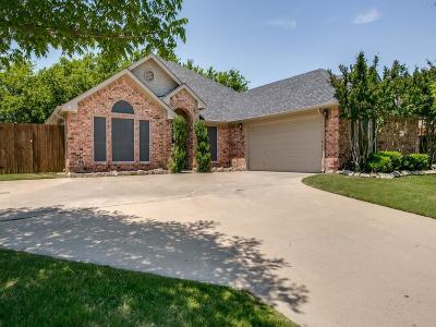 Midlothian Single Family Home For Sale: 901 Willow Crest Drive