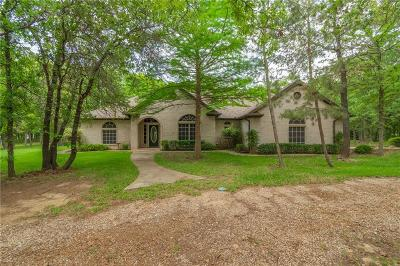 Weatherford Single Family Home For Sale: 370 Edward Farris Road