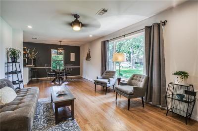 Dallas Single Family Home Active Option Contract: 2904 San Medina Avenue