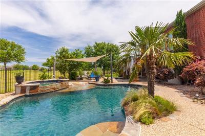 Rowlett Single Family Home For Sale: 10013 Fairway Vista
