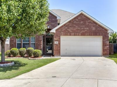 Fort Worth Single Family Home For Sale: 13209 Poppy Hill Lane