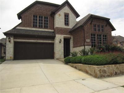 McKinney Single Family Home For Sale: 6225 Mickelson Way