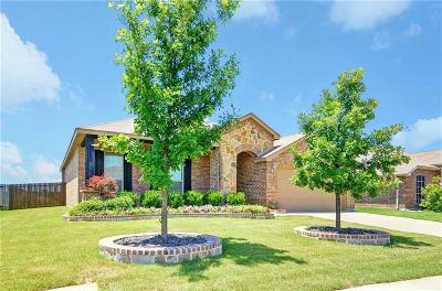 Forney Single Family Home For Sale: 133 Antler Trail