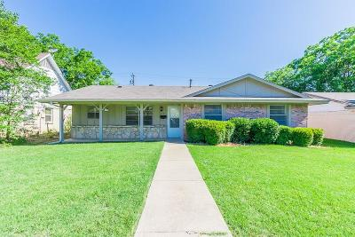 Irving Single Family Home For Sale: 4125 Twin Falls Street