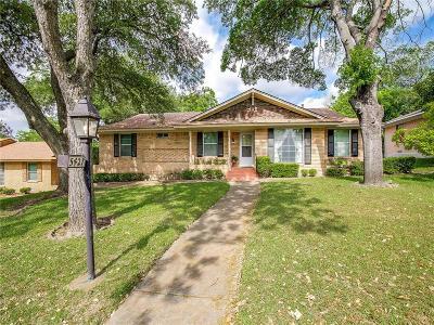Dallas Single Family Home For Sale: 5427 Longleaf Lane