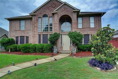 Allen Single Family Home For Sale: 1504 Basil Court