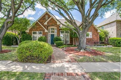 Plano TX Single Family Home Active Option Contract: $415,000