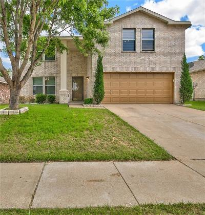 Fort Worth Single Family Home Active Option Contract: 4201 Hunters Creek Drive