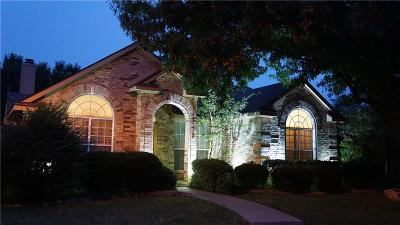 Garland Single Family Home For Sale: 421 Fairway Meadows Drive