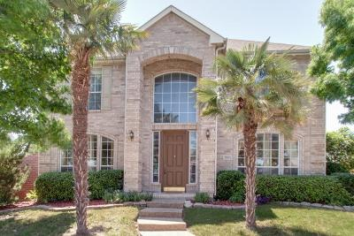Lewisville Single Family Home For Sale: 2882 Ridgedale Drive