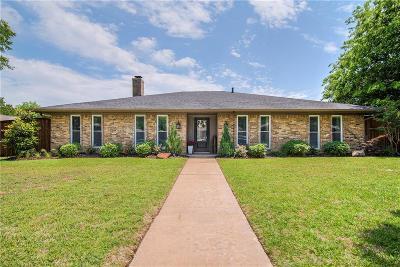 Plano TX Single Family Home Active Option Contract: $359,000