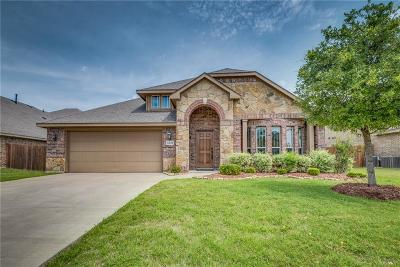 Mansfield TX Single Family Home For Sale: $308,000