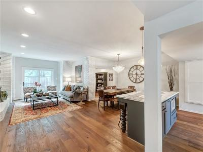 Fort Worth Townhouse For Sale: 2133 Fountain Square Drive