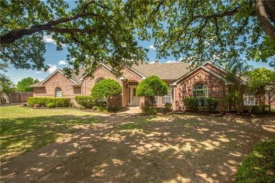 Keller Single Family Home For Sale: 704 Greenbriar Drive