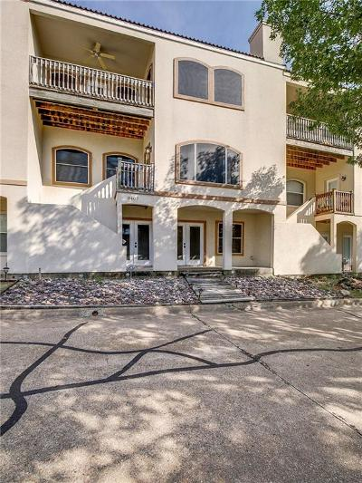 Rockwall Townhouse For Sale: 3407 Augusta Boulevard