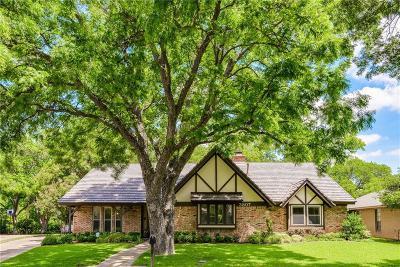 Tarrant County Single Family Home For Sale: 3807 N Shadycreek Drive