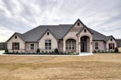 Gunter Single Family Home For Sale: 1585 Bledsoe Road