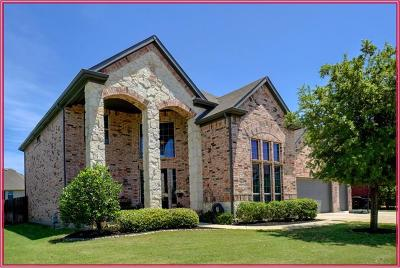 Fort Worth Single Family Home For Sale: 10424 Crowne Pointe Lane
