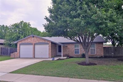 Watauga Single Family Home For Sale: 6054 Dunson Drive