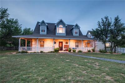 Fort Worth Single Family Home For Sale: 563 W Paloma Court