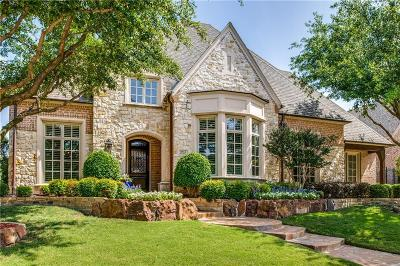 Collin County Single Family Home For Sale: 8412 Stone River Drive