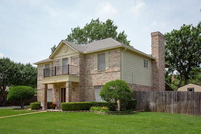 Lewisville Single Family Home For Sale: 2058 Vista Drive