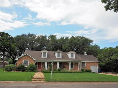 Brownwood Single Family Home For Sale: 3909 Glenwood Drive