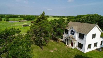 Parker County, Hood County, Palo Pinto County, Wise County Farm & Ranch For Sale: 268 County Road 1886