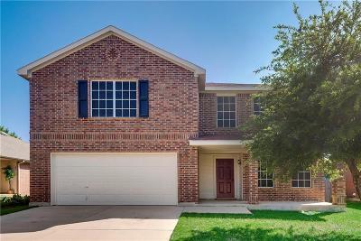 Saginaw Single Family Home For Sale: 804 Eagle Drive